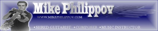 Mike Philippov's Official Site